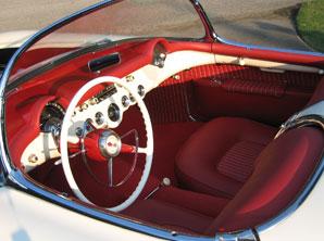 corvette  sinor prestige automobiles   chevrolet corvette ef