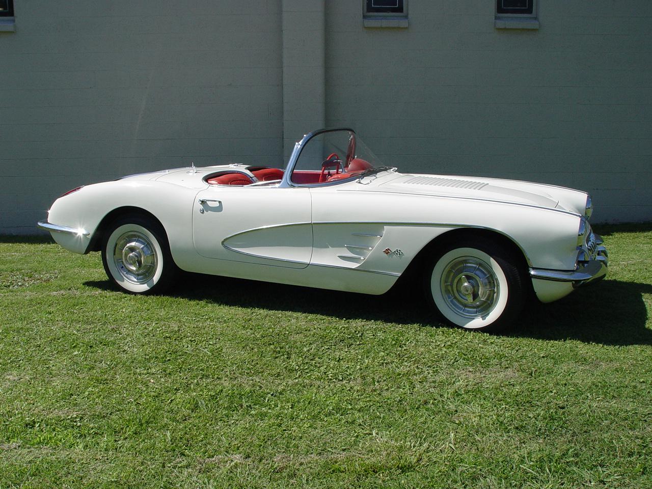 1958 corvette unrestored sinor prestige automobiles inc 1958 chevrolet corvette j58s104484. Black Bedroom Furniture Sets. Home Design Ideas