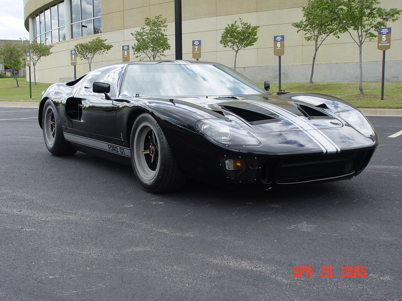 67 Corvette For Sale >> 1967 GT40 - Sinor Prestige Automobiles, Inc. 1967 Ford GT40 67GT40P1096