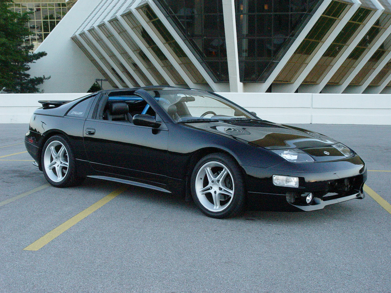 1995 300zx Twin Turbo Sinor Prestige Automobiles Inc
