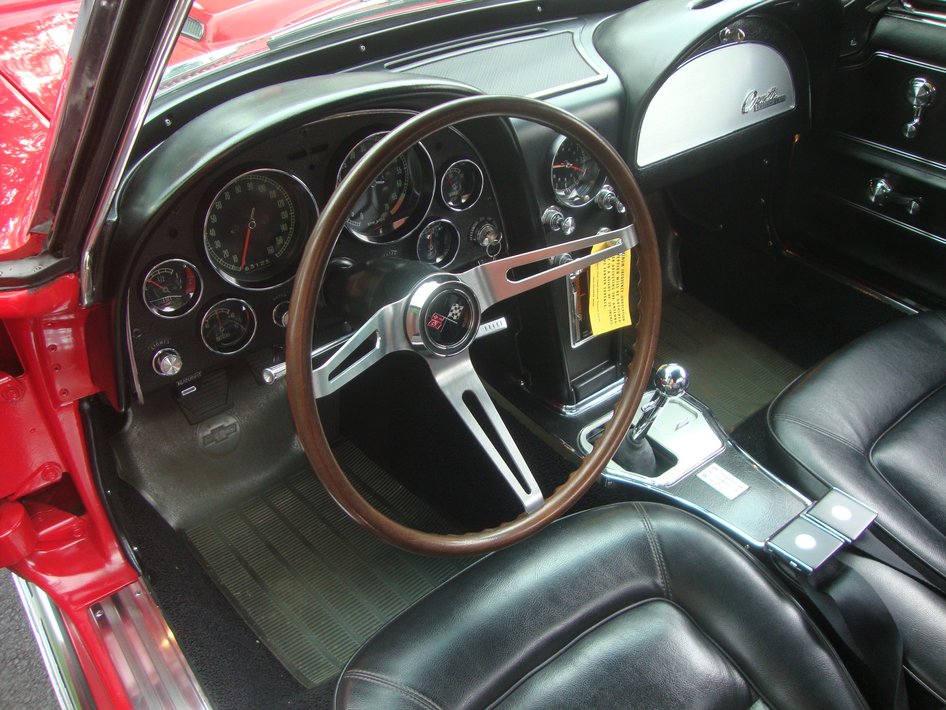1965 Corvette Convertible 396 425hp Sinor Prestige Automobiles